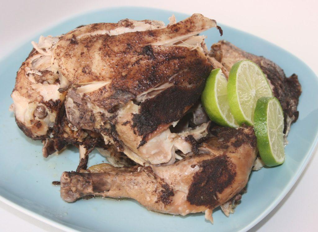 Crockpot Jerk Chicken