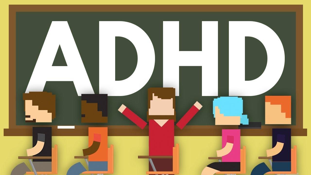 adhd cartoon