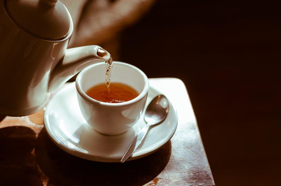 speedwell tea