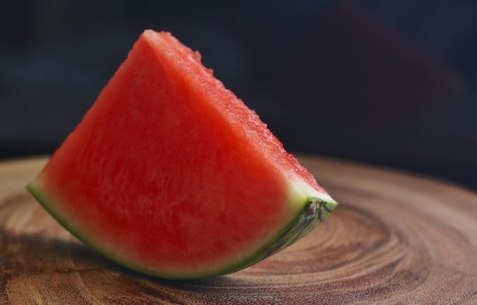 A picture of watermelon