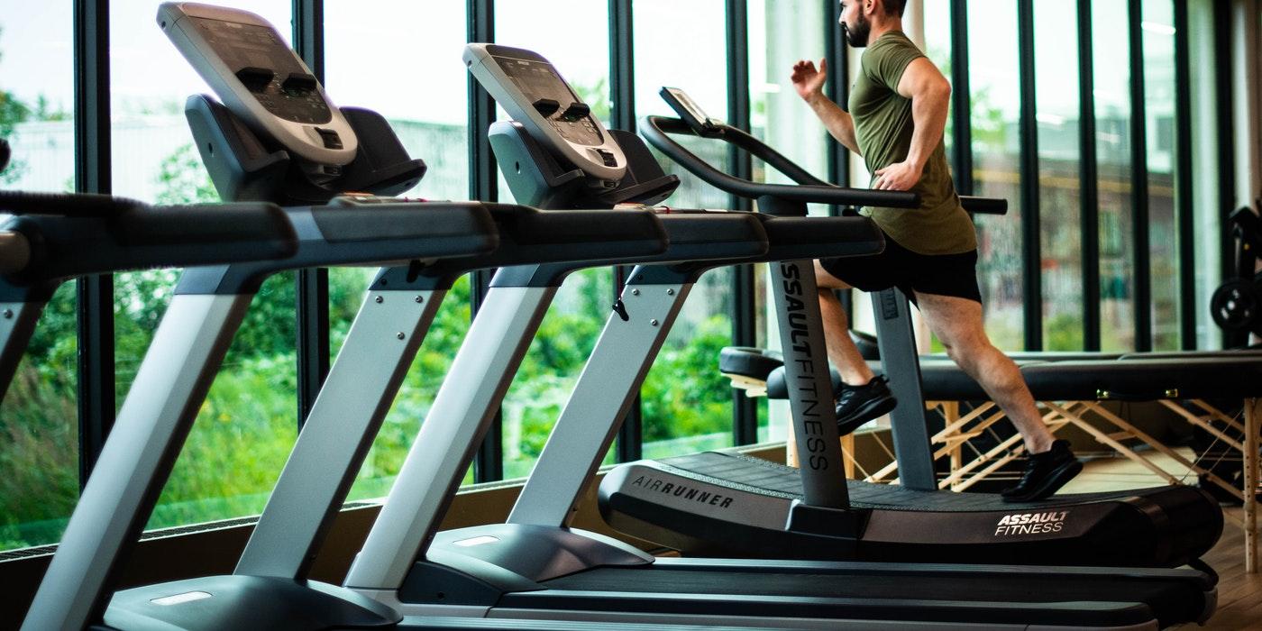 Exercising machine