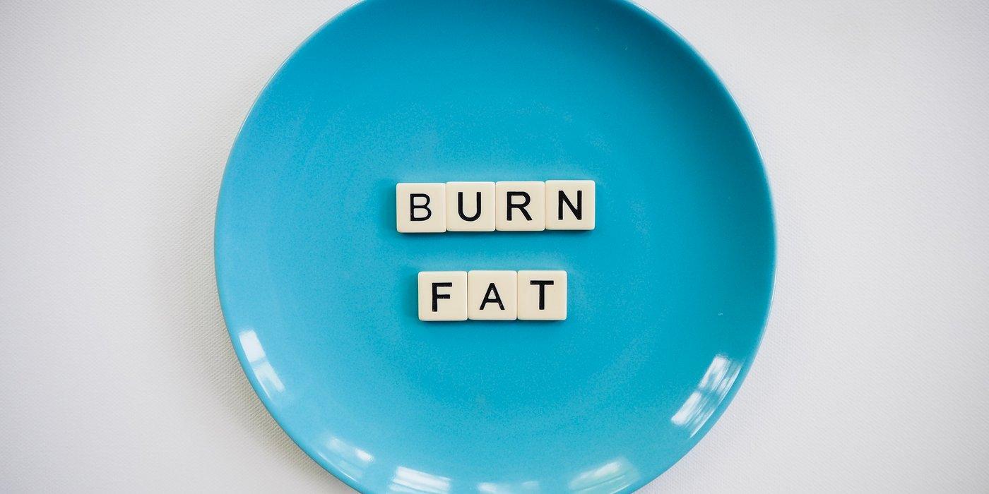 photo of burn fat write up