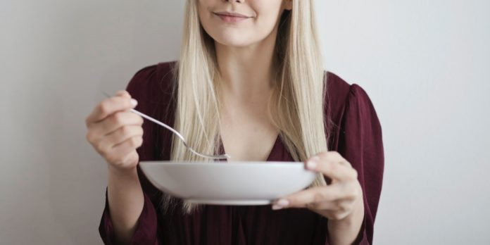 bowl of garri